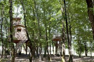 Cabane Bois des Nauzes